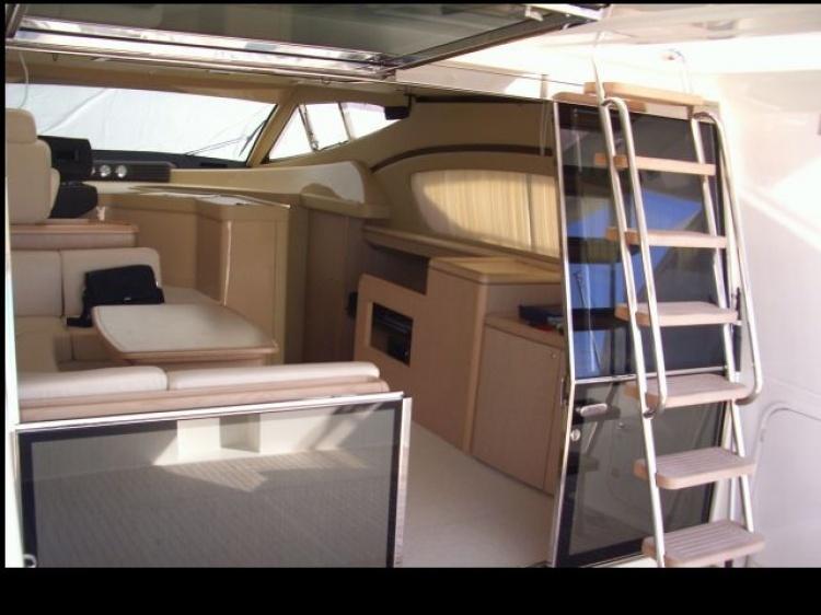 Boat Ferretti 500 Elite, 2007 | Boat yard | Boats | Boats and yachts Radek ...