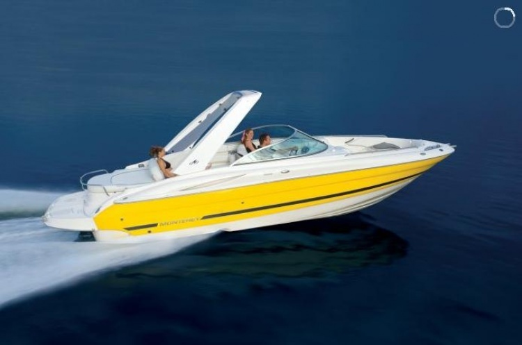 Boat 278 SS | Super sports | Monterey | Models | Boats | Boats and yachts ...
